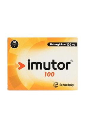 Imutor Beta Glukan 100 Mg 30 Kapsül 8699586152290