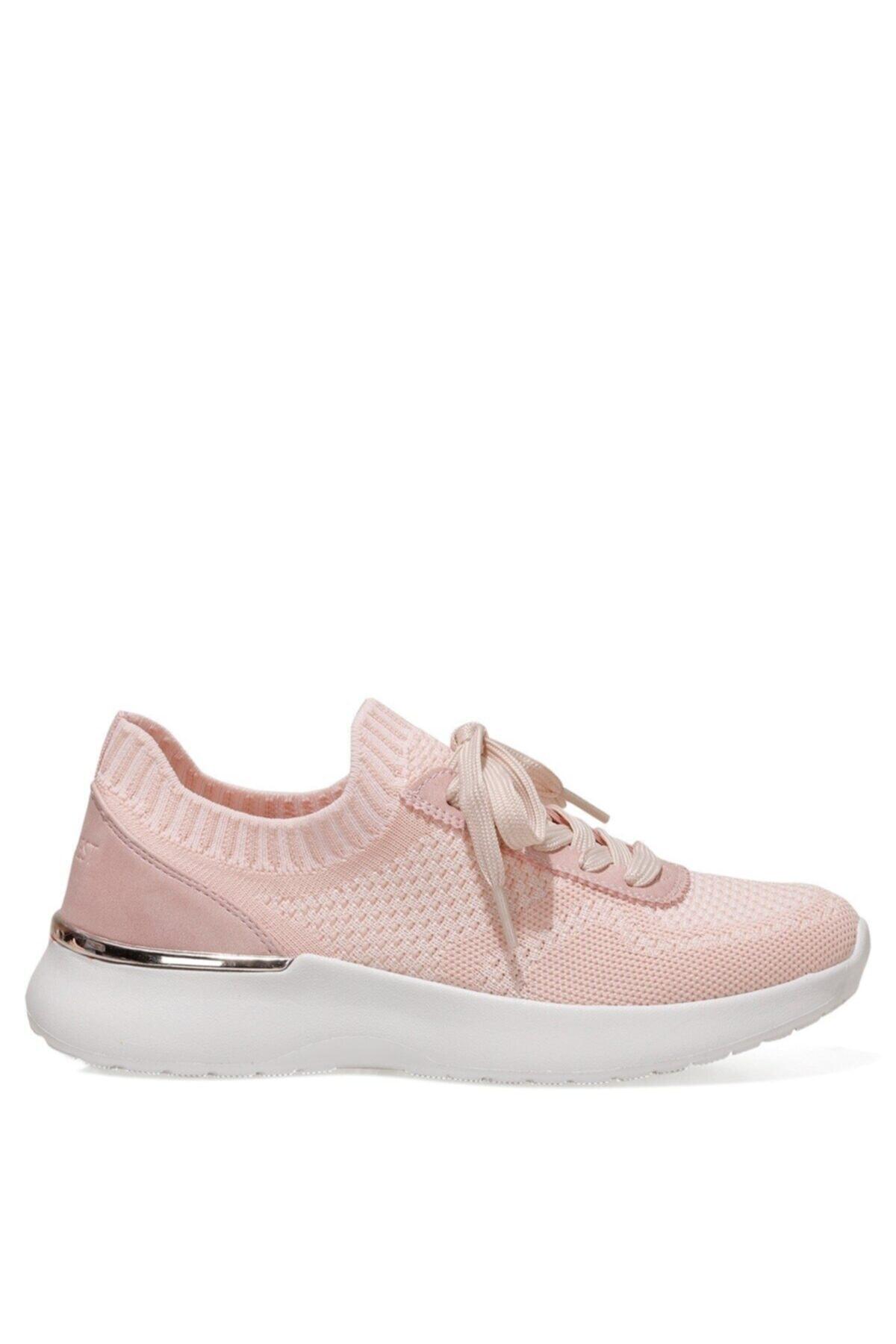 Nine West Mıesse 1fx Pembe Kadın Sneaker Ayakkabı 1