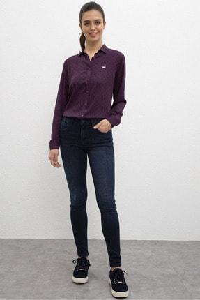U.S. Polo Assn. Mavi Kadın Denim Pantolon
