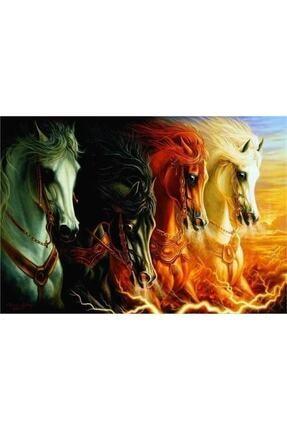Anatolian Puzzle Mahşerin Dört Atlısı 2000 Parça Puzzle