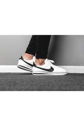 Nike 819719--100 Cortez Basıc Leather Unısex Günlük Sneaker