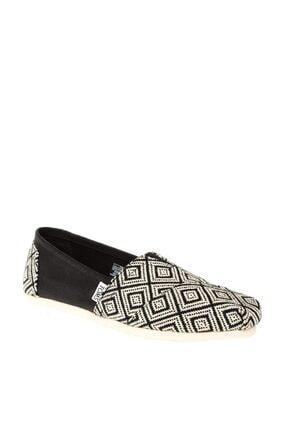 Toms Kadın Siyah Günlük Kullanım Ayakkabı