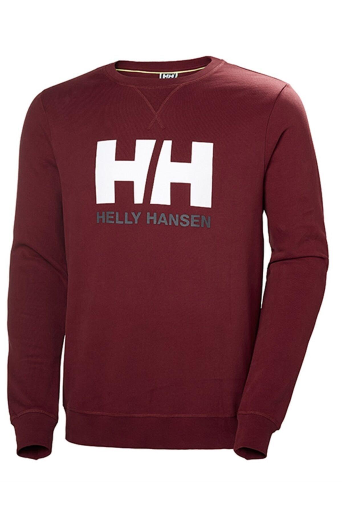 Helly Hansen Logo Crew Sweat Hh Hh 1