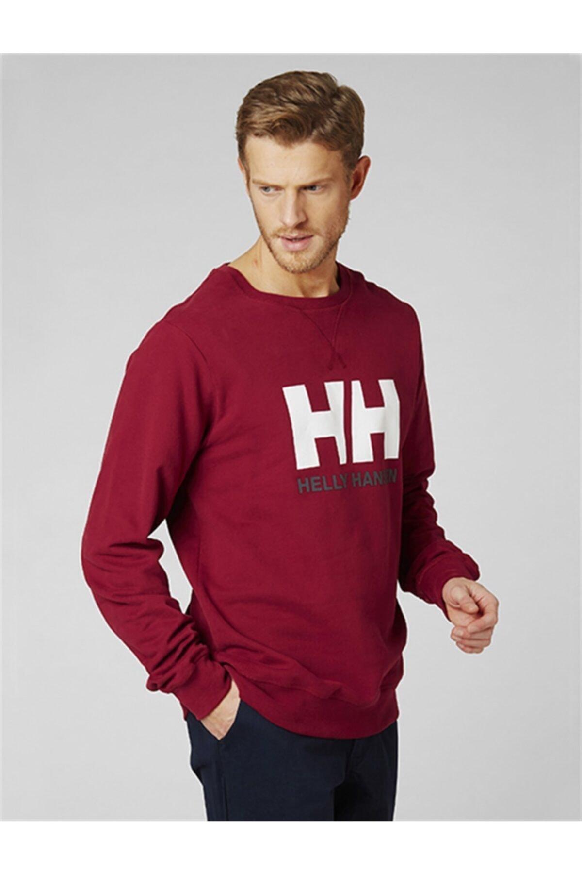 Helly Hansen Logo Crew Sweat Hh Hh 2