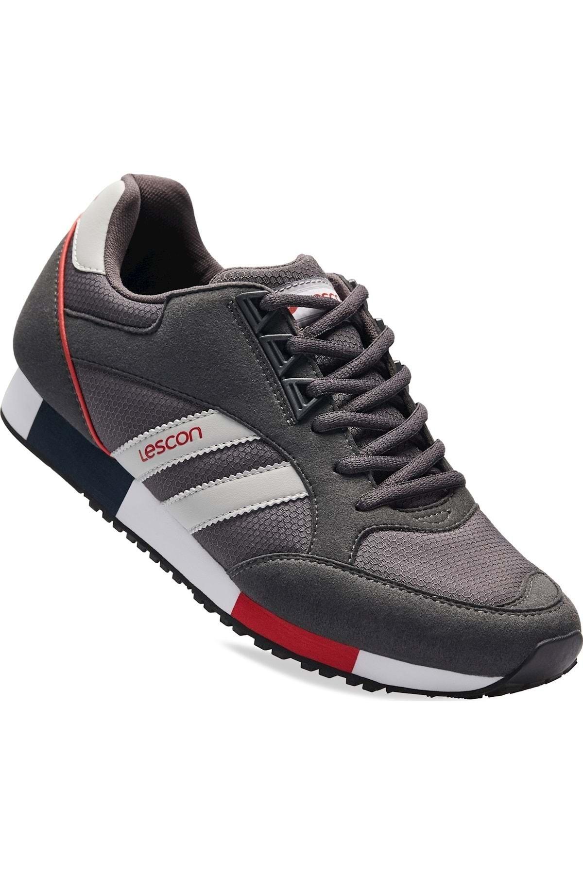 Lescon Unisex Füme Boston Sneaker Günlük Spor Ayakkabı 1