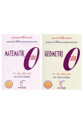 Karekök Yayınları Karekök Sıfır Matematik Geometri Seti 2 Kitap