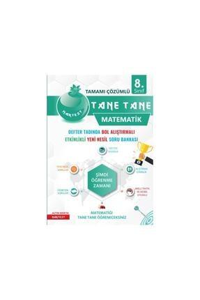 Nartest Yayınları Nartest 8. Sınıf Defter Tadında Tane Tane Matematik