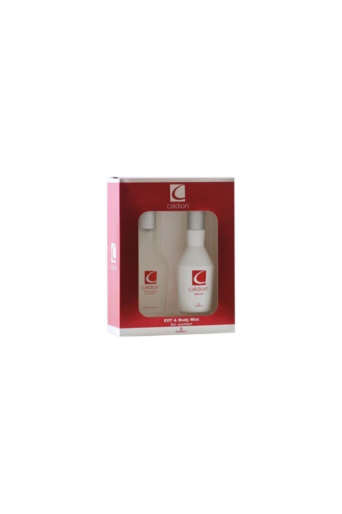 Caldion Caldıon Edt 50 Ml + 150 Ml Deodorant Kadın Parfüm Seti 8690973507280 2
