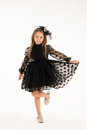Minik Dolap Tokalı Abiye Elbise