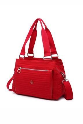 SMART BAGS Smbyb1125-2019 Kırmızı Kadın Omuz Çantası