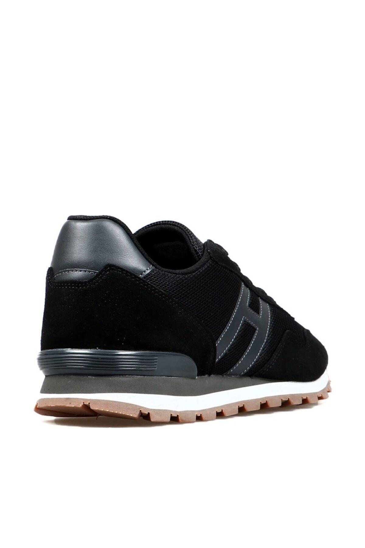 Hammer Jack Belarus Hakiki Deri Siyah-füme Erkek Ayakkabı 101 20028-m 1
