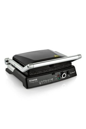 Schafer CONCEPT GRILL TOST MAKİNESİ-1 PRÇ.-SİYAH