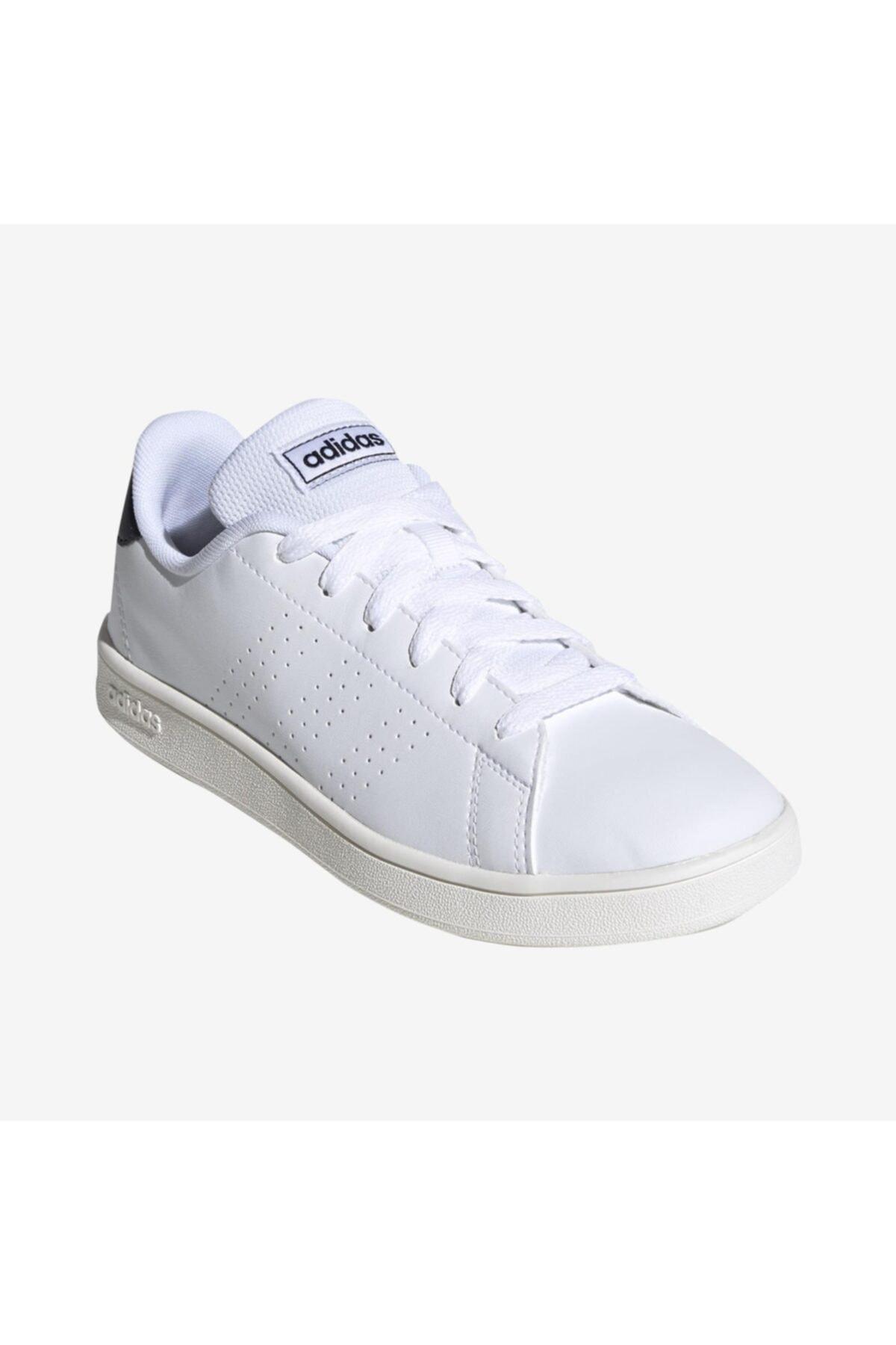 adidas Beyaz  Advantage Günlük Spor Ayakkabı Fw2588 2