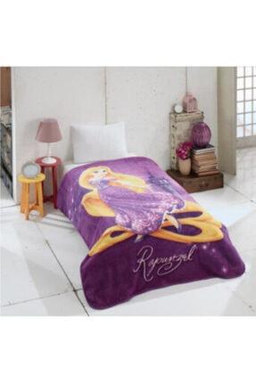 Özdilek Tek Kişilik Rapunzel Battaniye