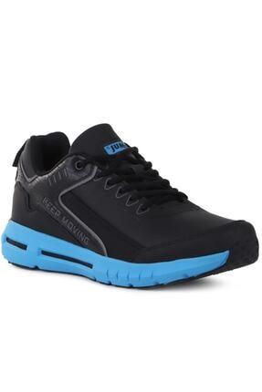 Jump Erkek Spor Ayakkabı 25520 B Black/blue