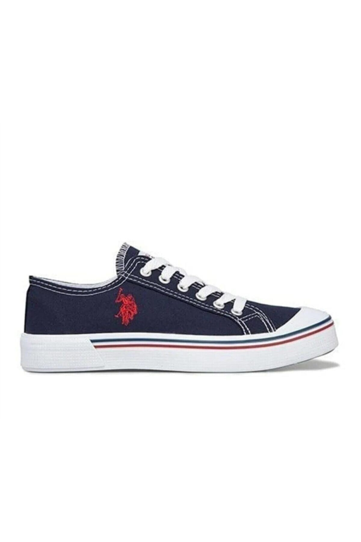 U.S. Polo Assn. PENELOPE Lacivert Kadın Sneaker 100249231 1