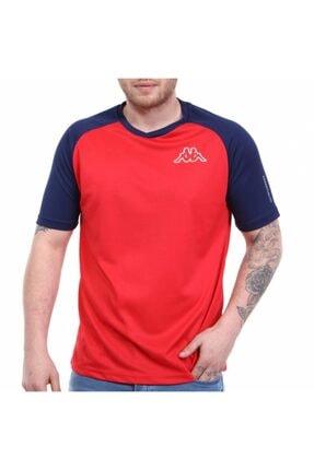Kappa Poly T-shirt Taco Kırmızı
