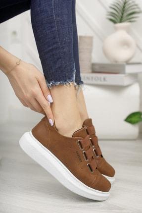 Chekich Ch253 Kadın Ayakkabı Taba