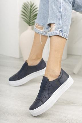 Chekich Ch033 Kadın Ayakkabı Lacivert