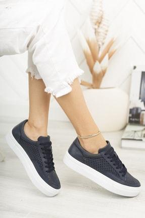 Chekich Ch015 Kadın Ayakkabı Lacivert