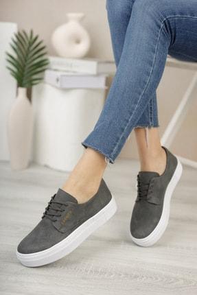 Chekich Ch005 Kadın Ayakkabı Antrasit