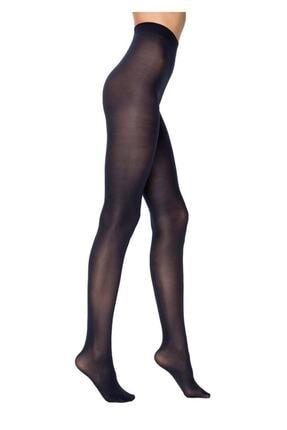 Penti Lacivert Kadın Micro 40 Den Külotlu Çorap