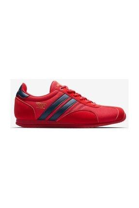 Lescon Campus Kırmızı Günlük Erkek Sneaker Spor Ayakkabı