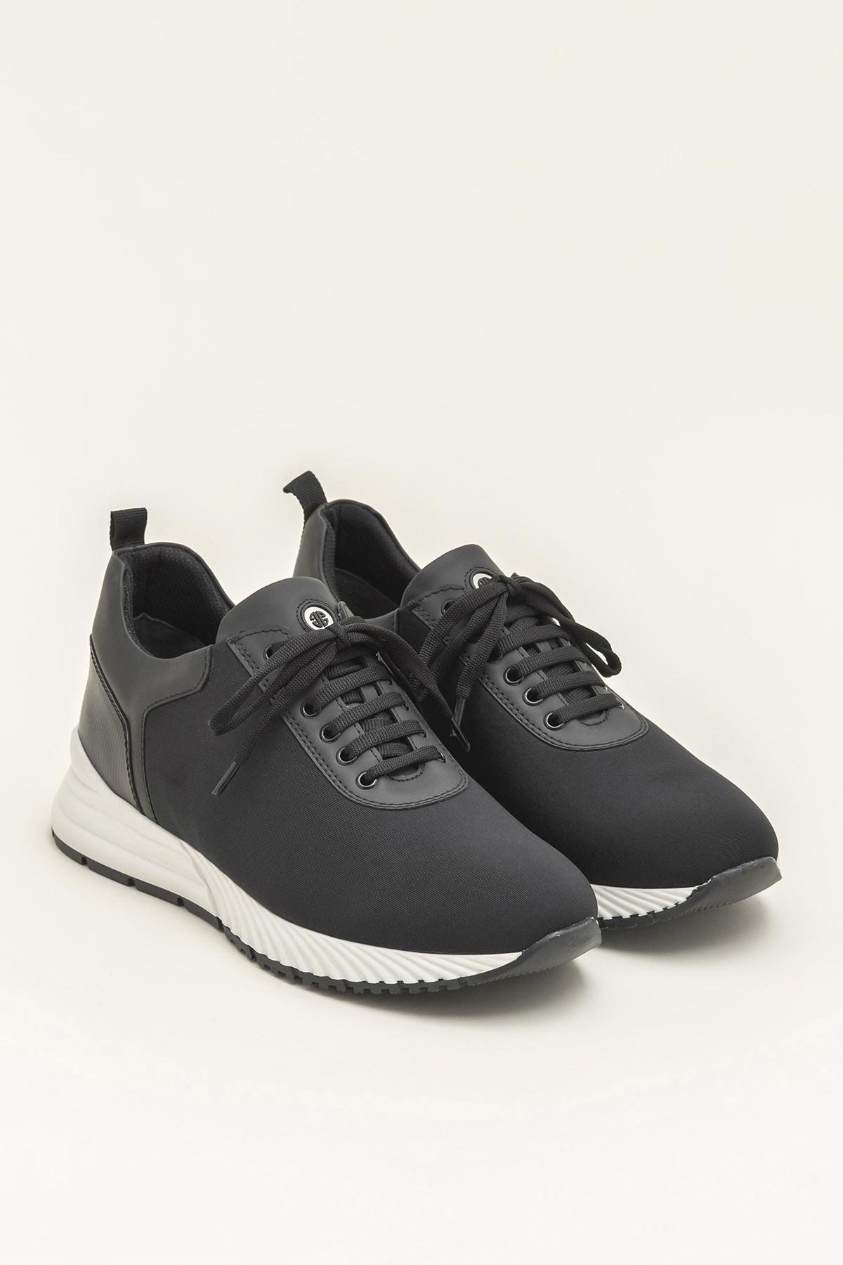 Elle Shoes GABE Siyah Erkek Ayakkabı 2