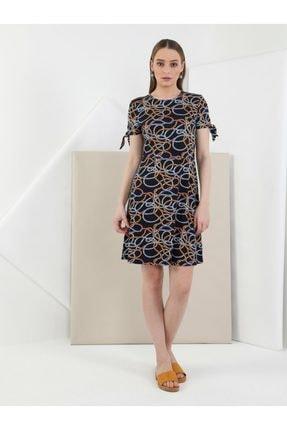 Colin's KADIN Regular Fit Kadın Lacivert Elbise CL1048634