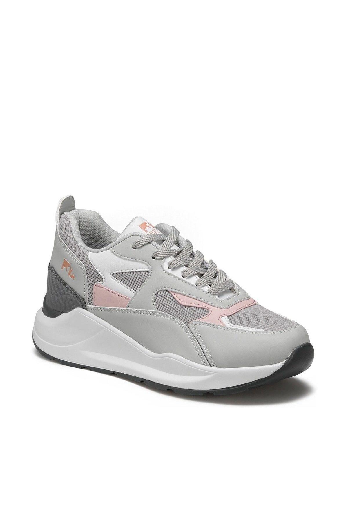 lumberjack NATALIE Gri Kadın Sneaker Ayakkabı 100501743 2