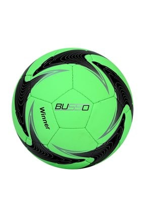 BUSSO Wınner Futbol Topu Yeşil No:5