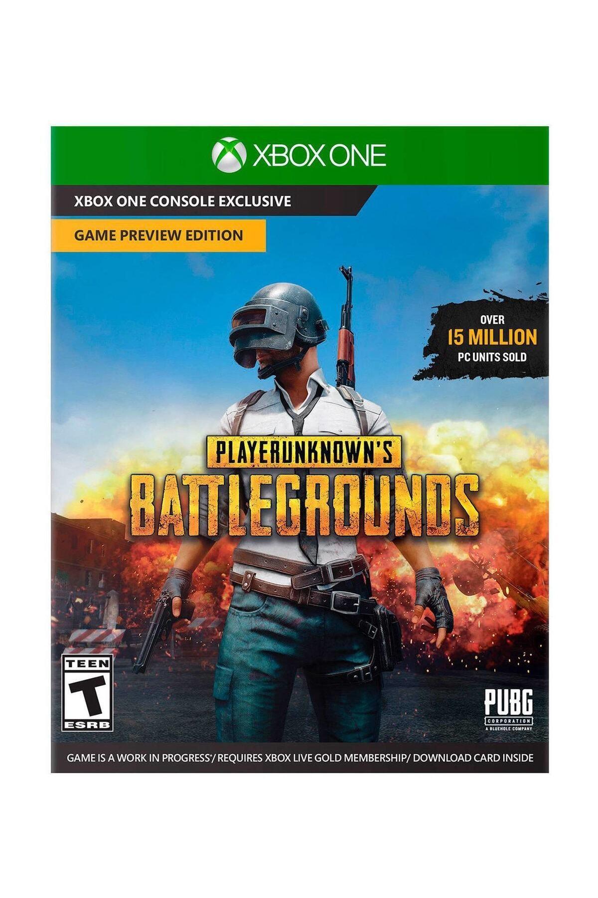 PUBG Corporation Playerunknowns Battleground Xbox One Oyun 1