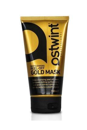 Ostwint Soyulabilir Altın Maske 150 ml