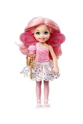 Barbie Pembe Chelsea Peri Bebekleri