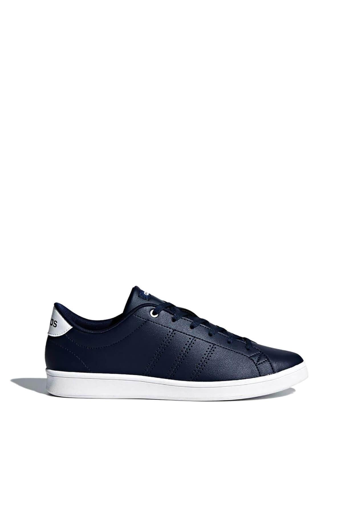 adidas ADVANTAGE CLEAN QT  CONAV Lacivert Kadın Sneaker Ayakkabı 100473489 1
