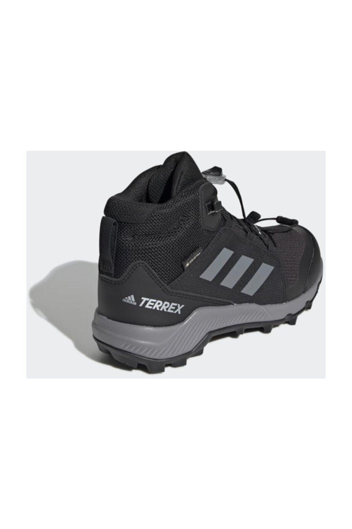 adidas TERREX MID GTX K Siyah Kız Çocuk Outdoor Ayakkabı 100663734 2
