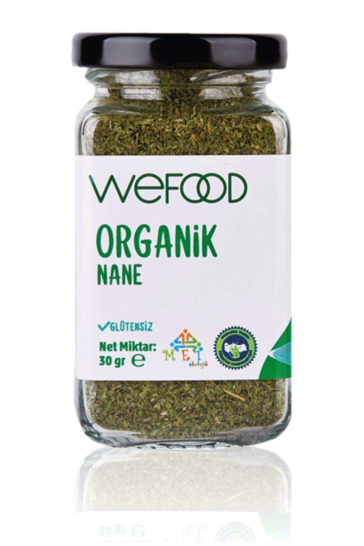 Wefood Organik Nane 30 gr 1
