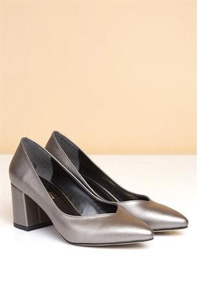 Pierre Cardin Pc-50177 Platin Kadın Ayakkabı