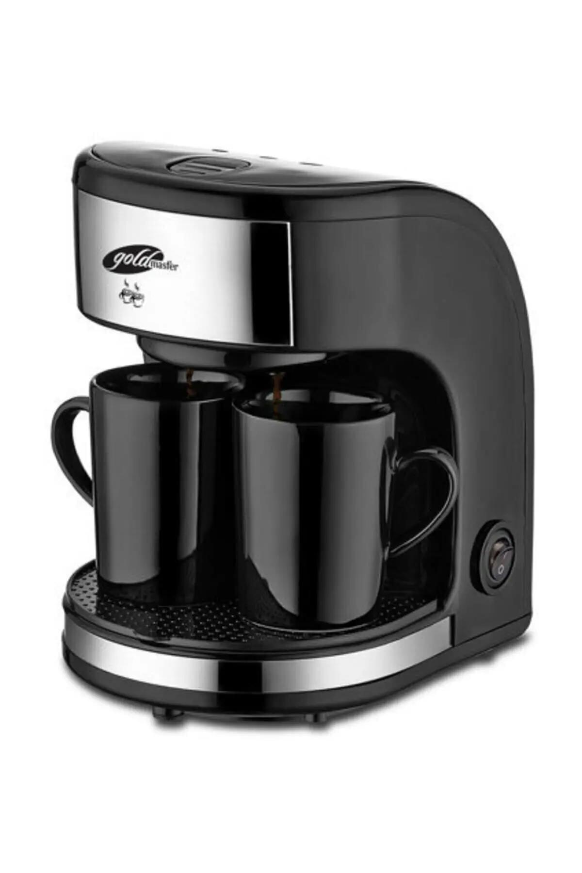 GOLDMASTER Gm-7331 Zinde Filtre Kahve Makinesi 1