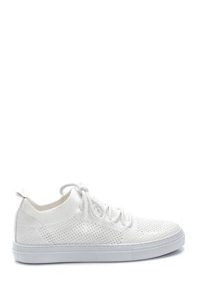 Derimod Kadın Beyaz Sneaker