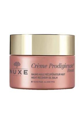 Nuxe Tüm Cilt Tipleri Için Gece Balsamı - Creme Prodigieuse Boost Night Recovery 50 ml 3264680015854