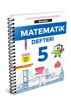 Arı Yayıncılık 5. Sınıf Matematik Akıllı Defteri