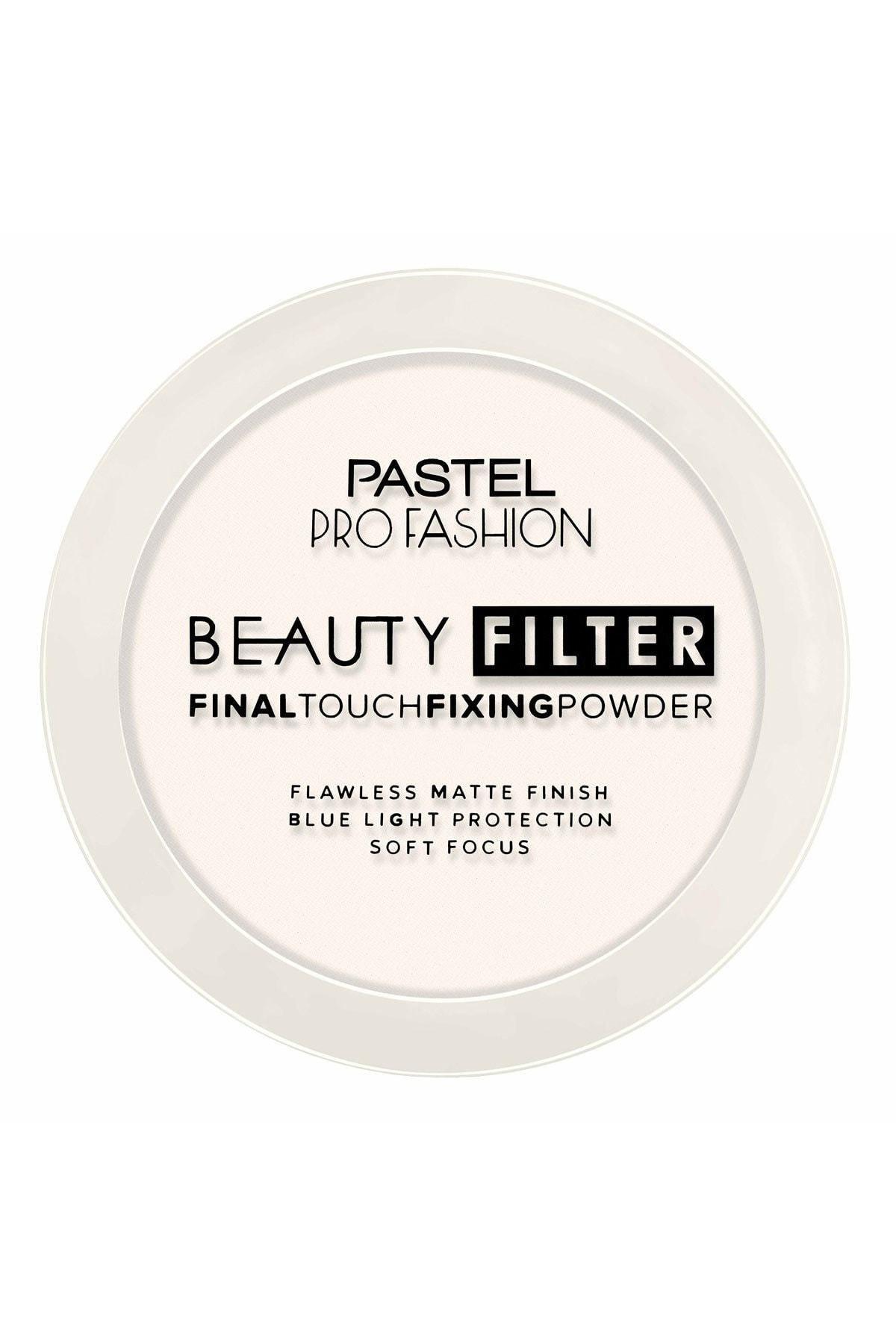 Pastel Sabitleyici Pudra - Profashion Final Touch Fixing Powder No 00 8690644030703 1