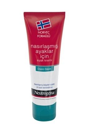 Neutrogena Nasırlaşmış Ayaklar İçin Nemlendirici Krem 50 ml