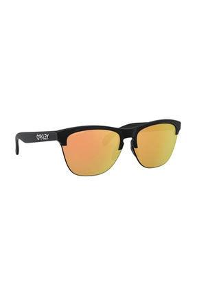 Oakley Frogskins Lite 9374-2663 Güneş Gözlüğü