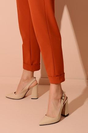 Shoes Time Ten Rugan Kadın Topuklu Ayakkabı 20Y 209