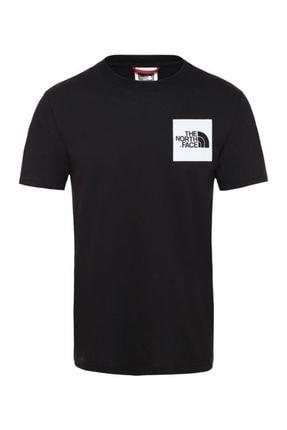 THE NORTH FACE The North Face Fine Erkek T-Shirt Siyah