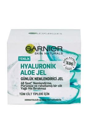 Garnier Garnier Hyaluronik Günlük Nemlendirici Aloe Jel 50Ml