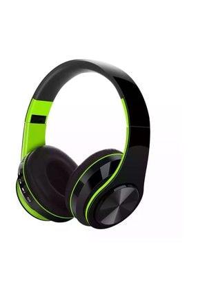 Yui FG-69 Yeşil Bluetooth Kulaküstü Kulaklık (Yui Türkiye Garantili)
