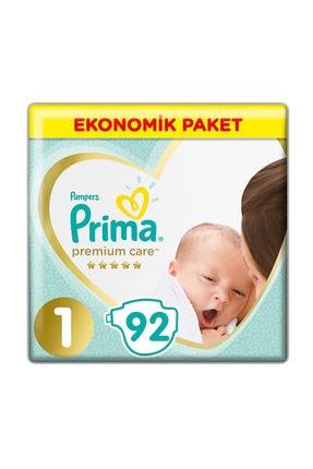 Prima Prima Premium Care Yenidoğan Eko Paket 92'Li